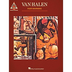 Hal Leonard Van Halen - Fair Warning Guitar Tab Songbook (700558)