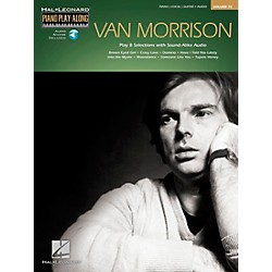 Hal Leonard Van Morrison - Piano Play-Along Volume 72 Book/CD (103053)