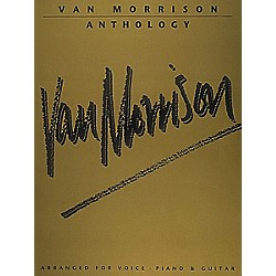 Hal Leonard Van Morrison Anthology Piano, Vocal, Guitar Songbook (308204)