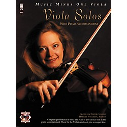 Hal Leonard Viola Solos with Piano Accompaniment (400507)