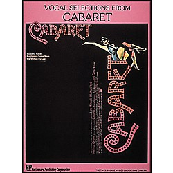 Hal Leonard Vocal Selections From Cabaret Songbook - Piano, Vocal, and Guitar (359453)