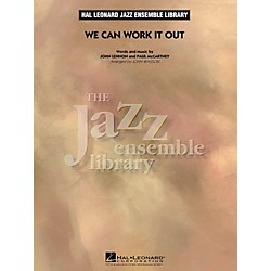 Hal Leonard We Can Work It Out - Jazz Ensemble Library Level 4 (7012227)