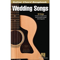 Hal Leonard Wedding Songs - Guitar Chord Songbook (701005)