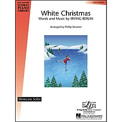 Hal Leonard White Christmas Intermediate Hal Leonard Student Piano Library by Phillip Keveren (296145)