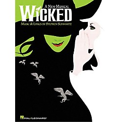 Hal Leonard Wicked Piano Vocal Songbook (313267)