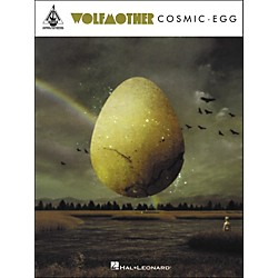 Hal Leonard Wolfmother - Cosmic Egg Tab Book (691017)