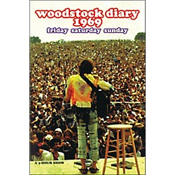 Hal Leonard Woodstock Diary 1969 Friday Saturday Sunday Documentary DVD (320944)