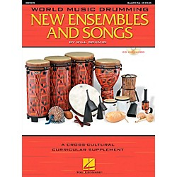 Hal Leonard World Music Drumming: New Ensembles and Songs (9970578)