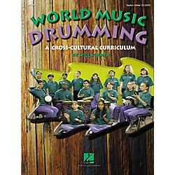 Hal Leonard World Music Drumming (Teacher Edition) (9970094)