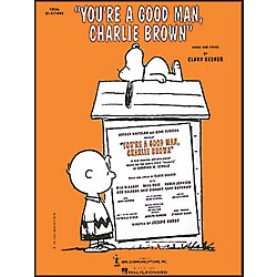 Hal Leonard You're A Good Man Charlie Brown Vocal Selections arranged for piano, vocal, and guitar (P/V/G) (740595)