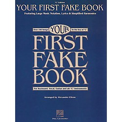 Hal Leonard Your First Fake Book (240112)