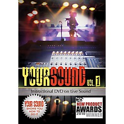 Hal Leonard Your Sound Vol.1 Instructional DVD On Live Sound (321276)