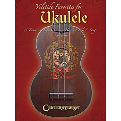Hal Leonard Yuletide Favorites For Ukulele - A Treasury Of 50 Christmas Hymns, Carols & Songs (109749)