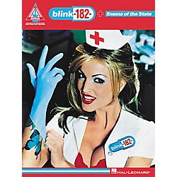 Hal Leonard blink-182 Enema of the State Guitar Tab Book (690389)