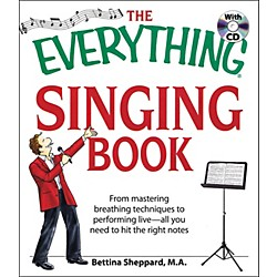 Hal Leonard the Everything Series - Singing Book (332916)