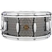 Gretsch Drums Hammered Black Steel Snare