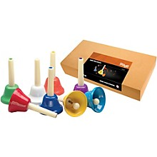 Stagg Hand Bell Set, 8 Notes, C-C
