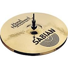 "Sabian Hand Hammered Medium Hi-Hat Cymbals 14"""