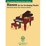 G. Schirmer Hanon For The Developing Pianist Book Only Technique Classics Hal Leonard Student Piano Library by Phillip Keveren