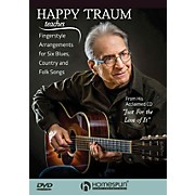 Homespun Happy Traum Teaches Fingerstyle Arrangements for Six Blues, Country and Folk Songs DVD by Happy Traum