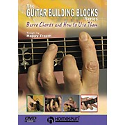 Homespun Happy Traum's Guitar Building Blocks: Bar Chords 1 (DVD)