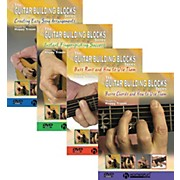Homespun Happy Traum's Guitar Complete Guitar Building Blocks Series (Book and 4-DVD Set)