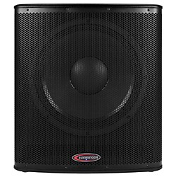 Harbinger 1000W Subwoofer with BBE processing (HPX118S-BBE)