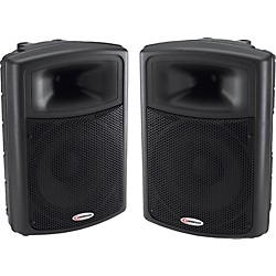 Harbinger APS15 Powered Speaker Pair (APS15PAIR)