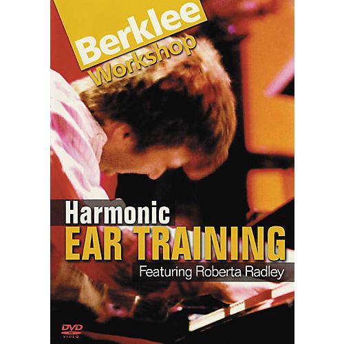 Berklee Press Harmonic Ear Training (DVD)