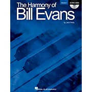 Hal Leonard Harmony Of Bill Evans - Volume 1 (Book/CD Edition)