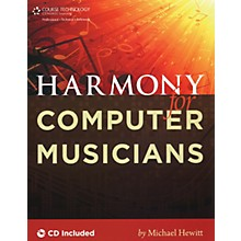 Course Technology PTR Harmony for Computer Musicians Book & CD