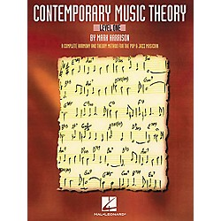 Harrison Music Education Systems Contemporary Music Theory Level 1 Book (220014)