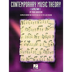 Harrison Music Education Systems Contemporary Music Theory Level 2 Book (220015)