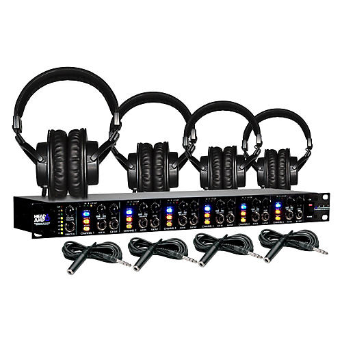ART Headamp6 Tascam TH-200X Package ( 4-Pack)-thumbnail