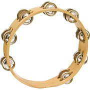 CP Headless Double Row Wood Tambourine