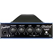 Radial Engineering Headload Prodigy Combination Load Box and DI 8 Ohm
