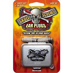 Hearos Skull Screws Ear Plugs (90000)