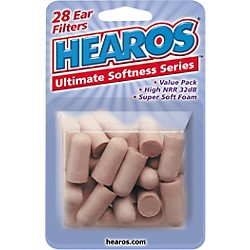 Hearos Ultimate Softness Series Ear Plugs 14 Pair Value Pack (2225)