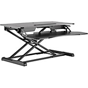 BK Media Height Adjustable Work Station