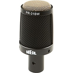 Heil Sound PR 31 BW Short Barrel Large-Diaphragm Dynamic Mic (PR31BW)
