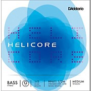 D'Addario Helicore Hybrid Series Double Bass G String