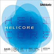 D'Addario Helicore Solo Series Double Bass A String