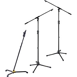 Hercules Stands Pro Mic Stand Pack (MX401B-EZ Clutch KIT)