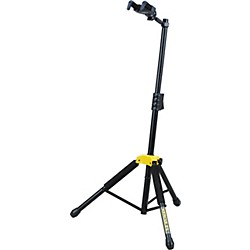 Hercules Stands Single Guitar Stand with Folding Yoke (GS415B)