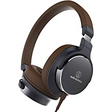 Audio-Technica Hi-Res Portable On-Ear Headphones
