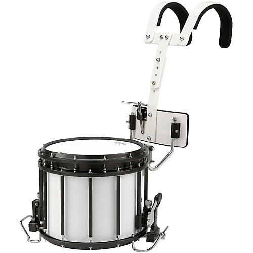 Sound Percussion Labs High-Tension Marching Snare Drum with Carrier-thumbnail