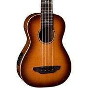 Luna Guitars High Tide Bass Acoustic-Electric Ukulele