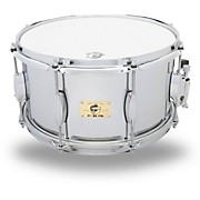 Pork Pie Hip Pig Chrome Steel Snare Drum