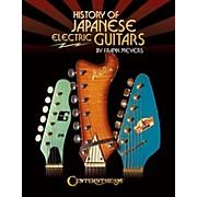 Centerstream Publishing History Of Japanese Electric Guitars
