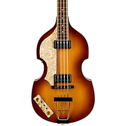 Hofner H500/1-64L-O Vintage '64 Left-Handed Violin Electric Bass (H500/1L-64-O)